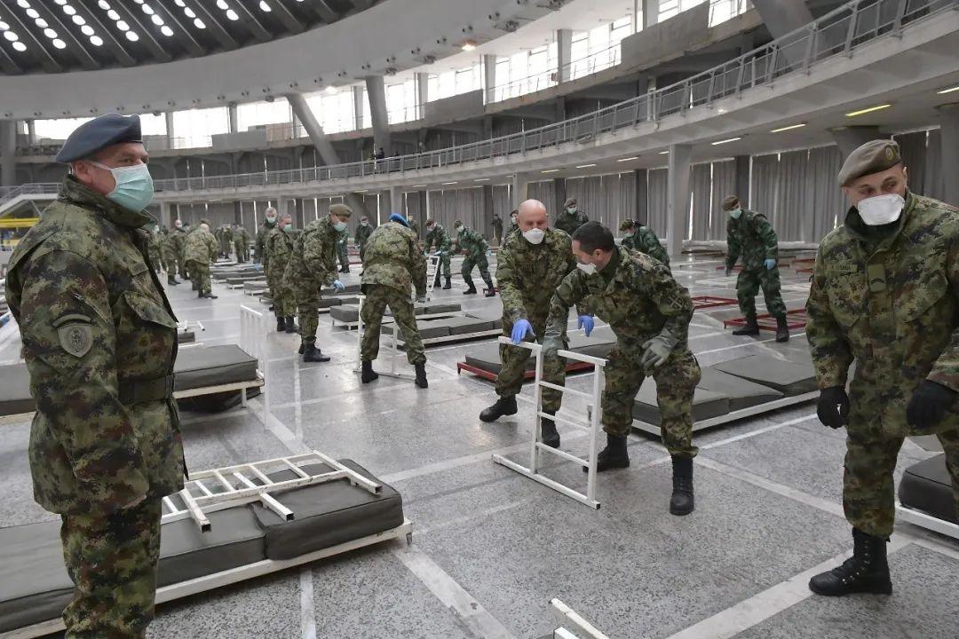 塞尔维亚国防部部长:遵循中国专家组的一切建议